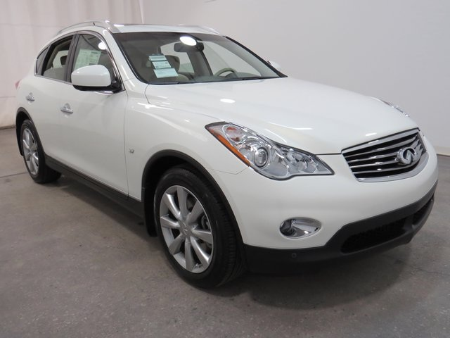 New Infiniti QX50 Journey
