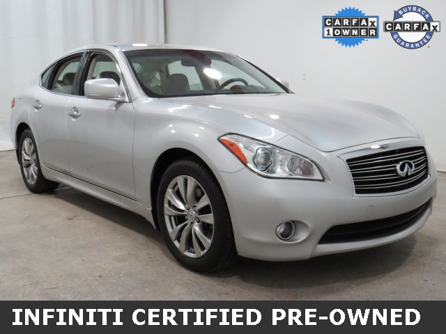 Certified Used Infiniti M37 Base