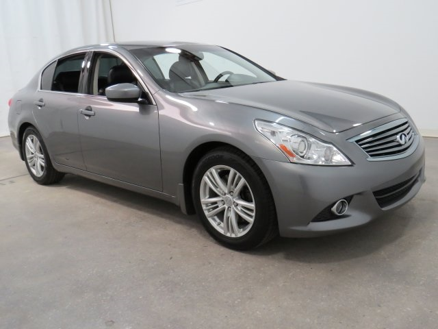 Certified Used Infiniti G37 Journey
