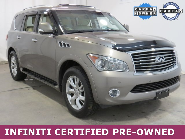Certified Used Infiniti QX56 Base