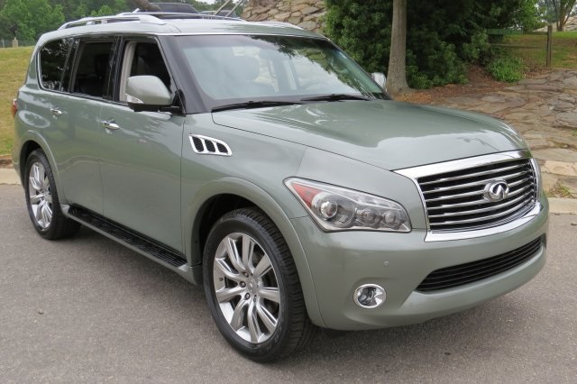 Used Infiniti QX56 Base